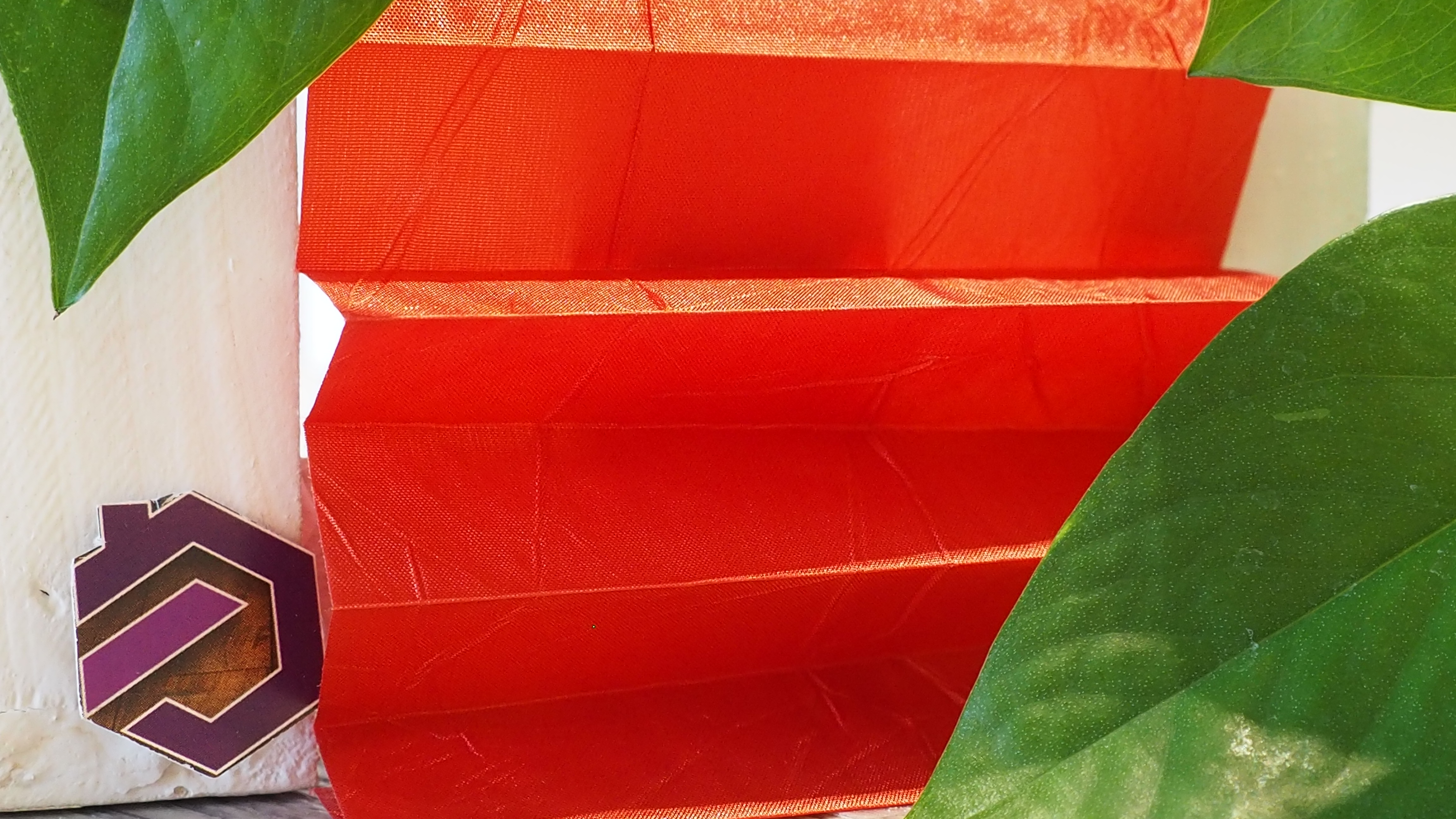 Maß Plissee Kollektion Kamari / Farbe 11 / Struktur