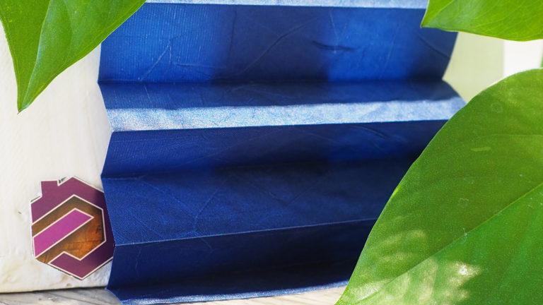 Maß Plissee Kollektion Kamari / Farbe 17 / Struktur